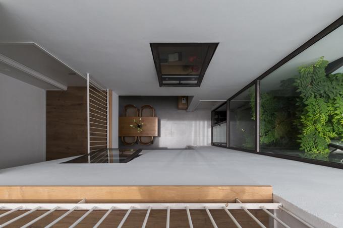 Thiết kế củ căn nhà khi thác yếu tố tự nhiên, giúp con người sống gần gũi với thiên nhiên và gần nhu hơn.