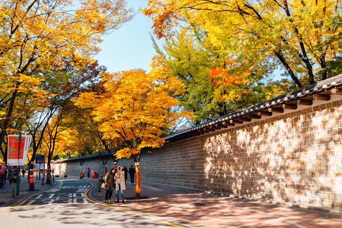 Điểm ngắm mùa thu ở châu Á - 2