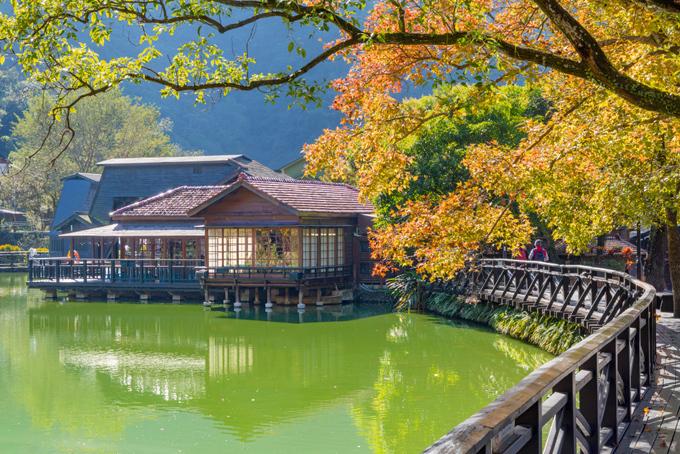 Điểm ngắm mùa thu ở châu Á - 5