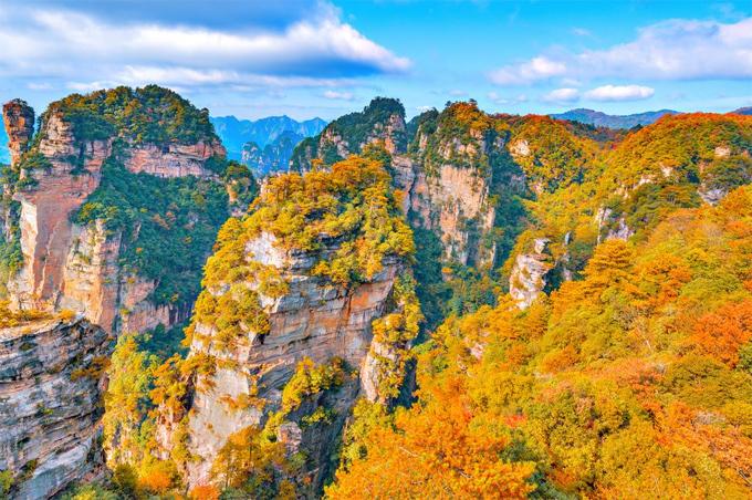 Điểm ngắm mùa thu ở châu Á - 7