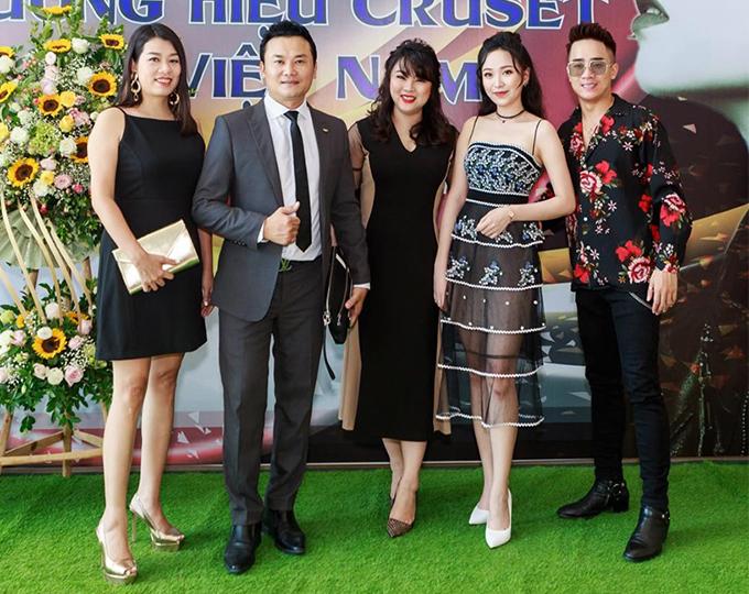 Không chỉ có phim mới liên tục, Kim Oanh còn trở nên đắt show hơn sau thành công của vai Lan ở Những cô gái trong thành phố.