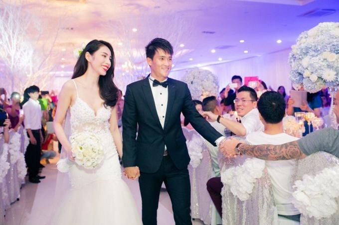 Những sự cố đám cưới khiến sao Việt cả đời không quên - 5