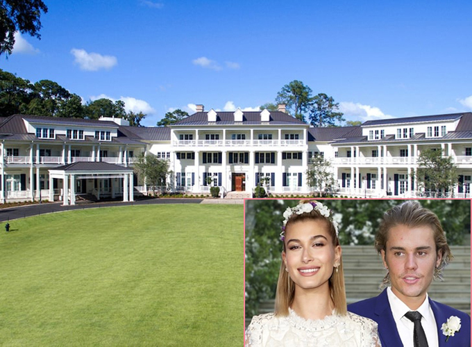 Khu nghỉ dưỡng Montage Palmetto Bluff - nơi Justin và Hailey sắp tổ chức lễ cưới.
