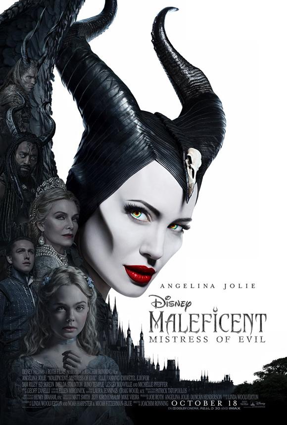 Midu cạnh tranh Angelina Jolie ngoài rạp tháng 10 - 1