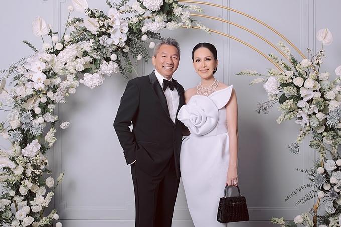 Năm 1994, Diễm My lên xe hoa với doanh nhân Hà Tôn Đức. Sau 25 chung sống, cả hai vẫn mặn nồng hạnh phúc như thuở mới yêu.