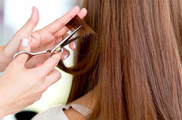 Cắt tỉa tóc thường xuyên: