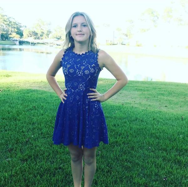 Allie Bieber, 12 tuổi, là con riêng của Erin Wagner - người vợ hiện tại của bố Justin. Cô bé hiện theo họ của ông Jeremy Bieber và là một thành viên của gia đình.