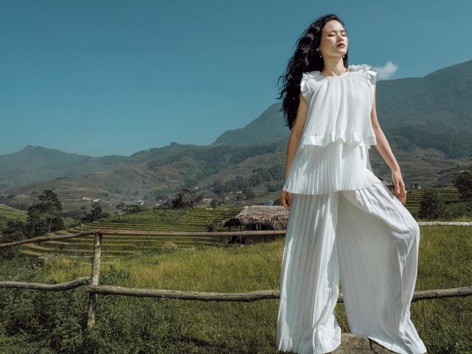 Lê Thanh Hòa chọn Tuyết Lan làm nàng thơ