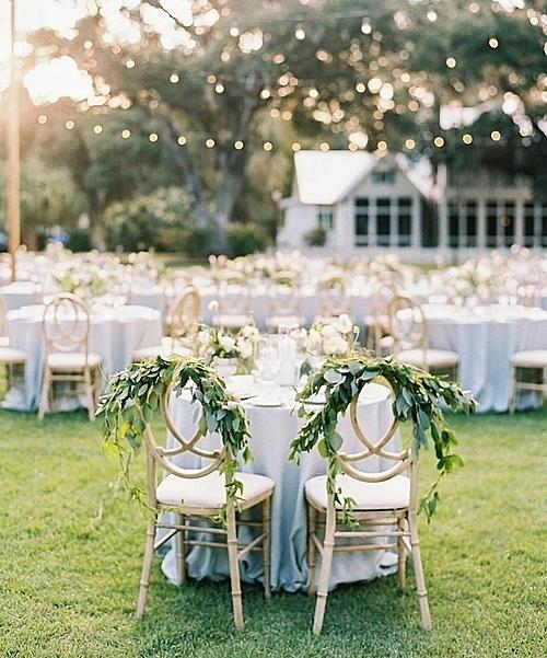 Nơi đây cũng thường xuyên được lựa chọn để tổ chức đám cưới cho các cặp đôi vì có tới 2 nhà nguyện. Justin Biebers đã lựa chọn nhà nguyện có diện tích lớn hơn để thực hiện các nghi thức nhà thờ trong đám cưới.