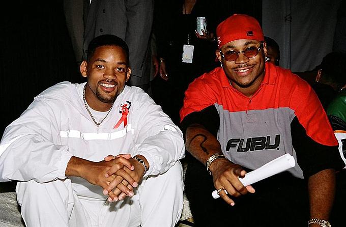 Thương hiệu thời trang hip hop FUBU được nhiều nghệ sĩ yêu thích. Ảnh: Page Six.