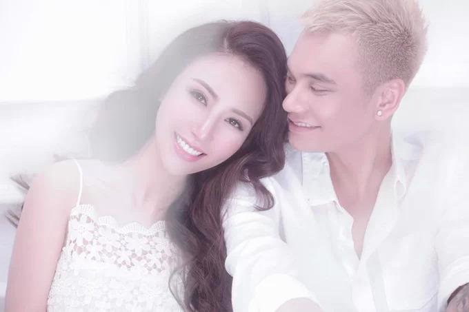 Ảnh cưới của Khắc Việt - Thanh Thảo.