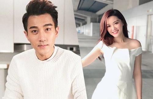 Lưu Khải Uy bị đồn đã có người yêu mới, một ngôi sao xinh đẹp của TVB.
