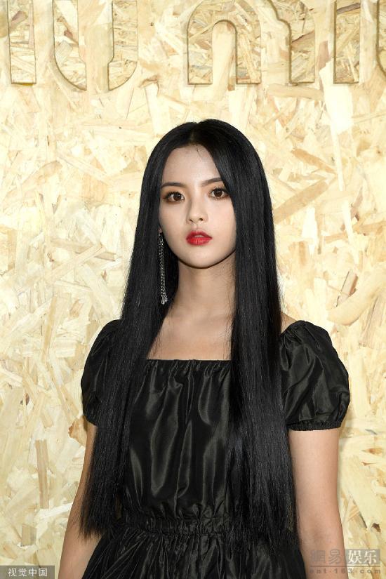Mỹ nữ đẹp nhất Trung Quốc dự Tuần lễ Thời trang Paris - 1