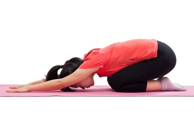Tư thế yoga tốt cho phái đẹp - 5