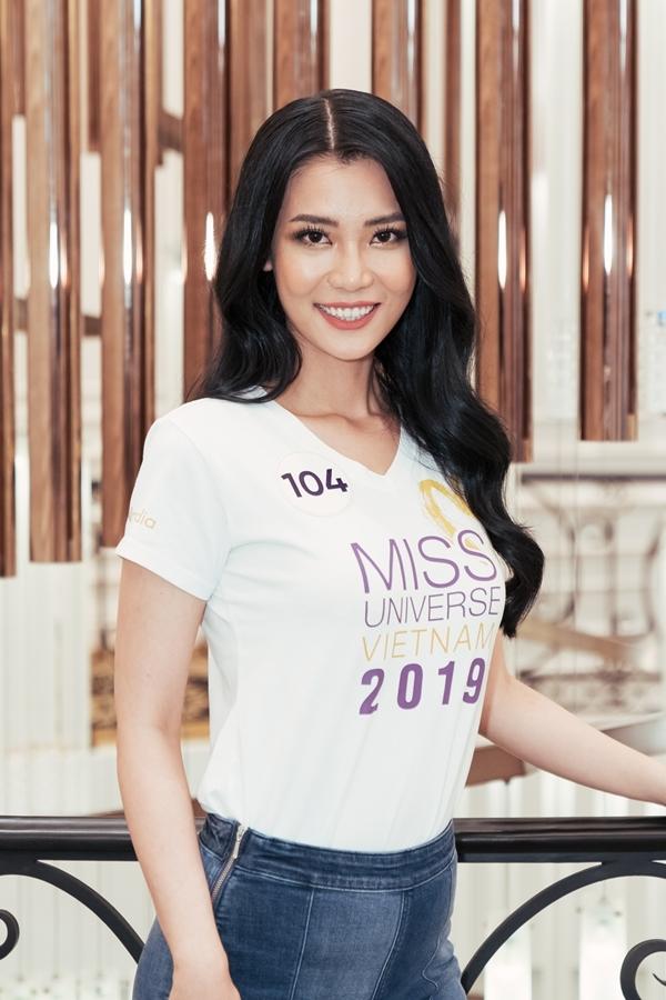Bản sao Tăng Thanh Hà vào top 60 Hoa hậu Hoàn vũ VN - 2