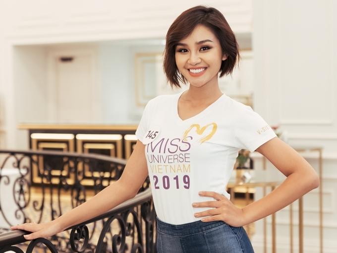 Bản sao Tăng Thanh Hà vào top 60 Hoa hậu Hoàn vũ VN - 4