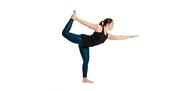Tư thế yoga tốt cho phái đẹp - 7