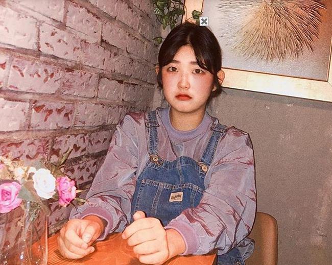 Hình ảnh mới của con gái Choi Jin Sil.