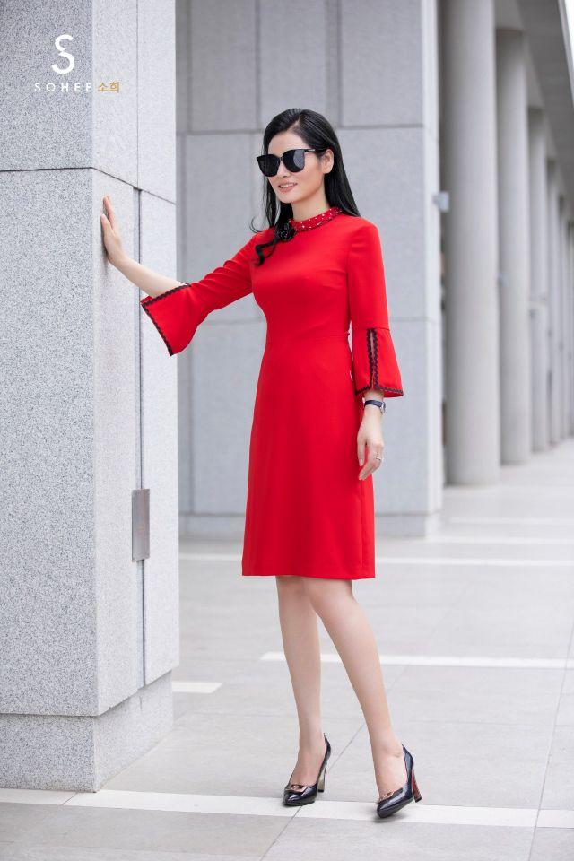 Nhà thiết kế - CEO Hà Bùi cho biết với bước ngoặt này Sohee sẽ nâng tầm thương hiệu lên đẳng cấp mới, không ngừng nâng cao về chất lượng sản phẩm cũng như dịch vụ chăm sóc cho các khách hàng cao cấp.