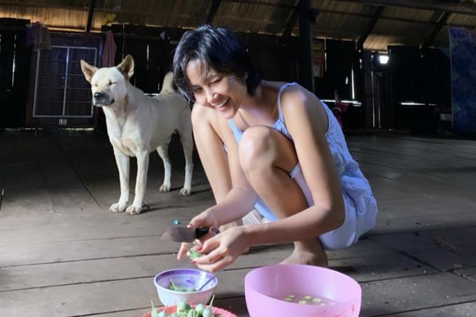 HHen Niê vắng mặt ở họp báo Hoa hậu Hoàn vũ VN