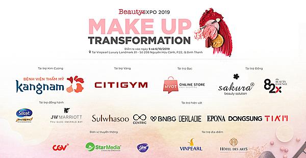 Ngoisao Beauty Expo đang diễn ra tại Vinpearl Luxury Landmark 81 - 2