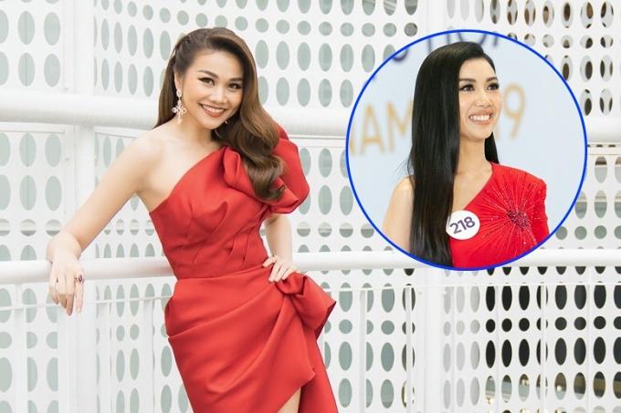 Thanh Hằng đánh giá Thuý Vân là thí sinh nổi bật của mùa giải năm nay.