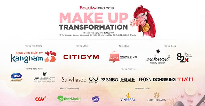 Dàn sao dự thảm đỏ Gala Ngoisao Beauty Expo - 12