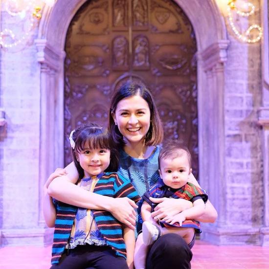 Con trai 6 tháng tuổi của Marian Rivera - 1