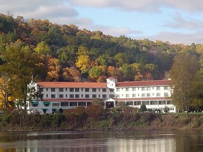 Địa điểm tổ chức đám cưới của Carney ở thị trấn, Mỹ. Ảnh: FB.