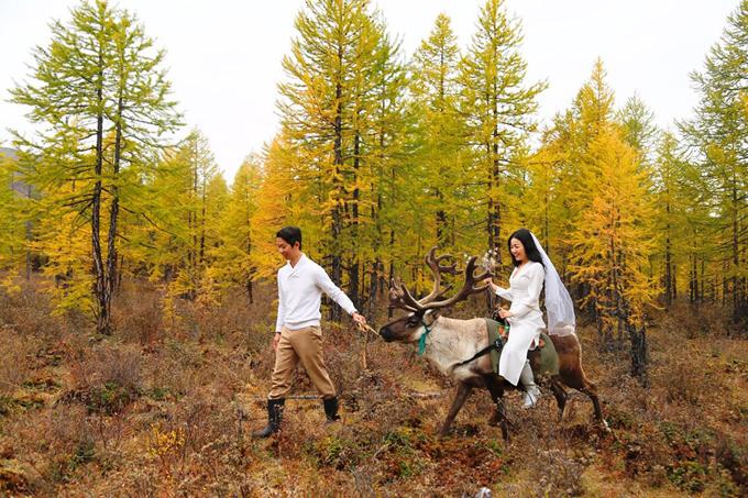 Chuyến du lịch Mông Cổ như mơ của vợ chồng MC Đồng Thu - 13