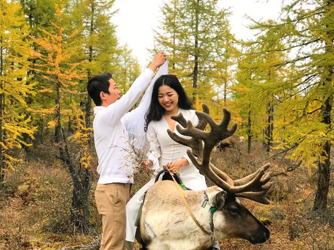 Chuyến du lịch Mông Cổ như mơ của vợ chồng MC Đồng Thu - 14