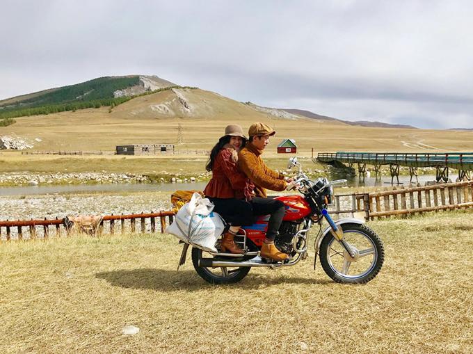 Chuyến du lịch Mông Cổ như mơ của vợ chồng MC Đồng Thu - 2
