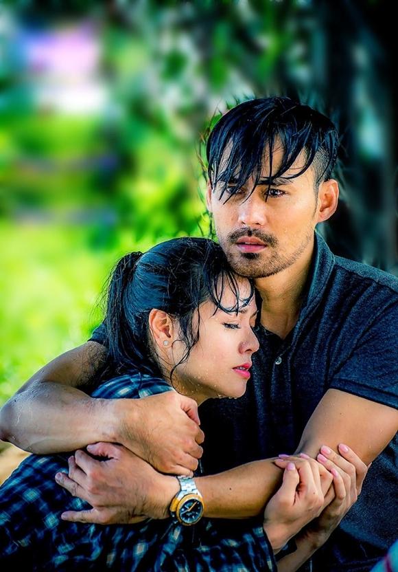 Lâm Minh Thắng và Nhật Kim Anh vào vai người yêu trong phim Con gái bố già.