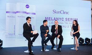 Bác sĩ da liễu tư vấn phác đồ trị nám mới của SkinClinic