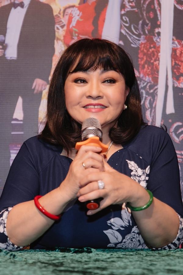 Liveshow Một đời thương nhớ được Hương Lan thực hiện năm 2018, tại TP HCM.