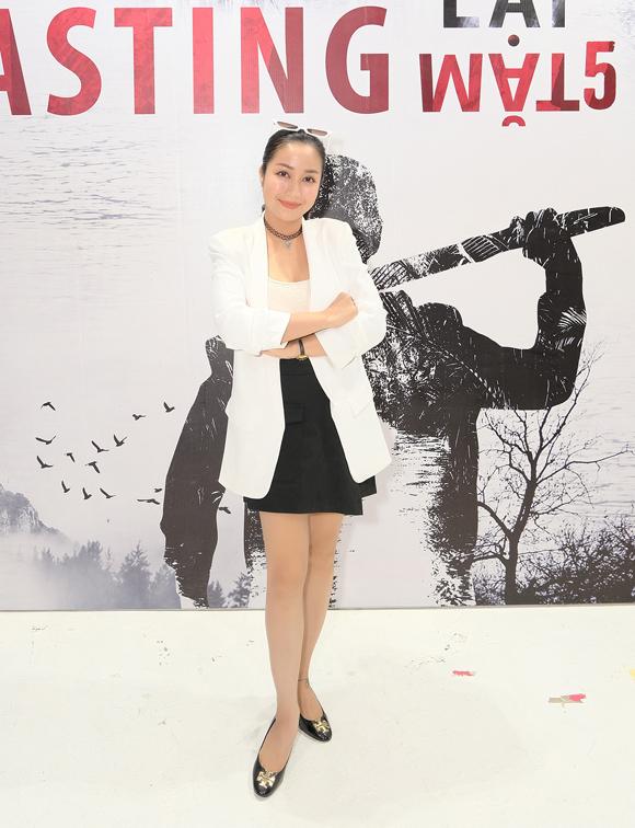 Ốc Thanh Vân là một trong các ứng viên cạnh tranh cho vai nữ chính của bộ phim hành động.