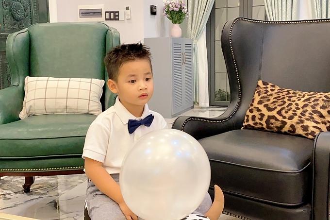 Đăng Khôi tổ chức sinh nhật cho con trai ở biệt thự mới - 2