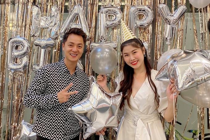Đăng Khôi tổ chức sinh nhật cho con trai ở biệt thự mới - 4