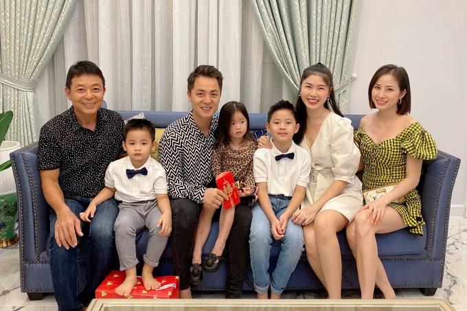 Đăng Khôi tổ chức sinh nhật cho con trai ở biệt thự mới - 6