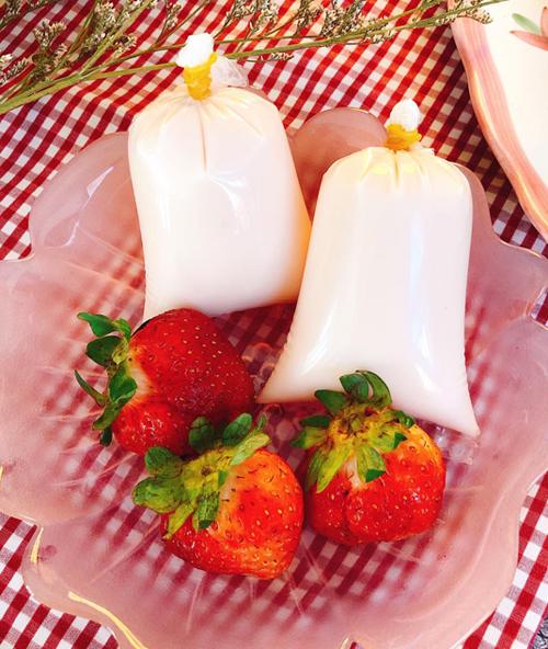 Sữa chua vị dâu - 1