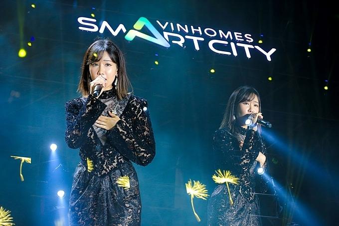 Ca sĩ Min, Bùi Anh Tuấn, JustaTee, Phương Ly, Oplus... cùng gần 30 nghệ sĩ nổi tiếng khác cũng mang đến những màu sắc tươi trẻ cho hai đêm diễn cuối.