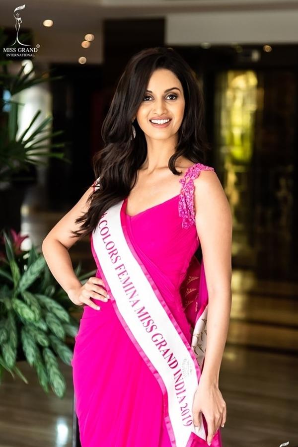 Hoa hậu Ấn Độ -