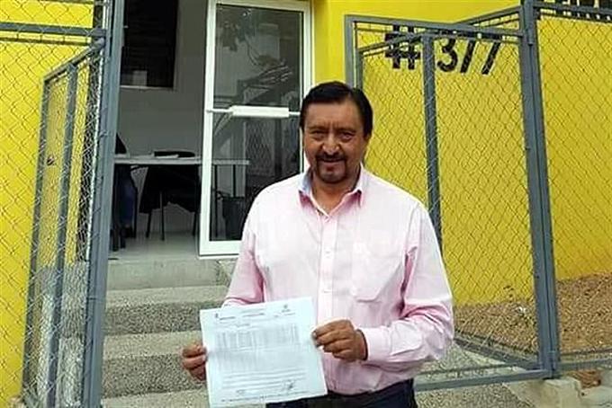Thị trưởng Jorge Luis Escandon Hernandez
