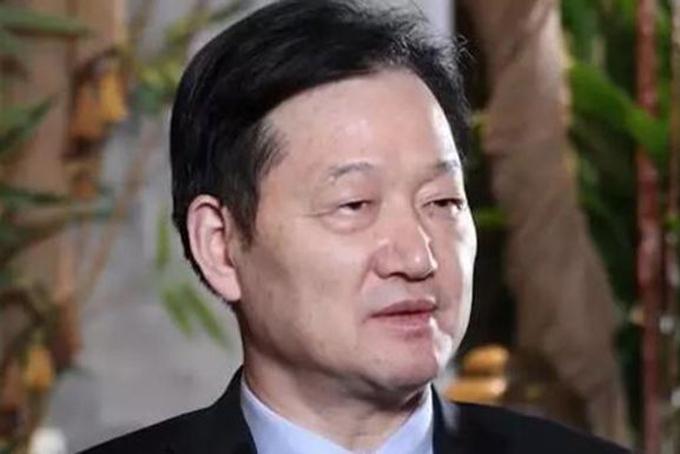 Tỷ phú chăn nuôi Qin Yinglin. Ảnh: Nikkei.