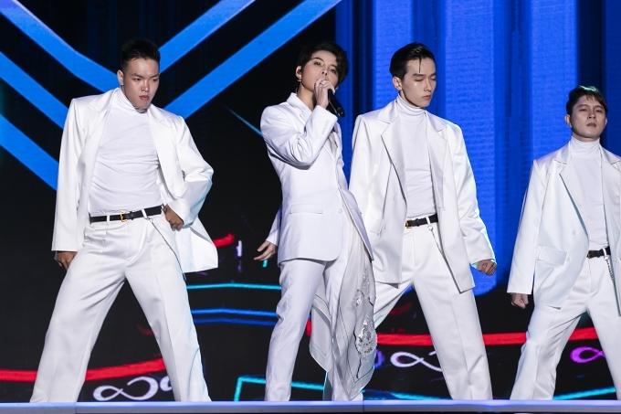 Vũ Cát Tường biểu diễn ở Asia Song Festival - 1