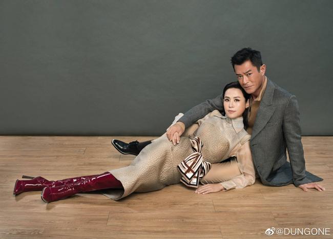 Cặp đôi nổi tiếng lại một lần nữa khiến fan phát sốt vì độ tình tứ.