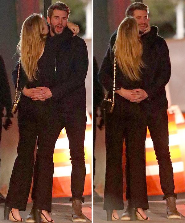 Liam từng rất sốc khi phát hiện Miley hôn bạn gái Kaitlynn Carter hồi tháng 8 trong thời gian vợ chồng anh đang ly thân. Choáng váng và đau khổ, tài tử 29 tuổi quyết định gửi đơn ly hôn ra tòa sớm.