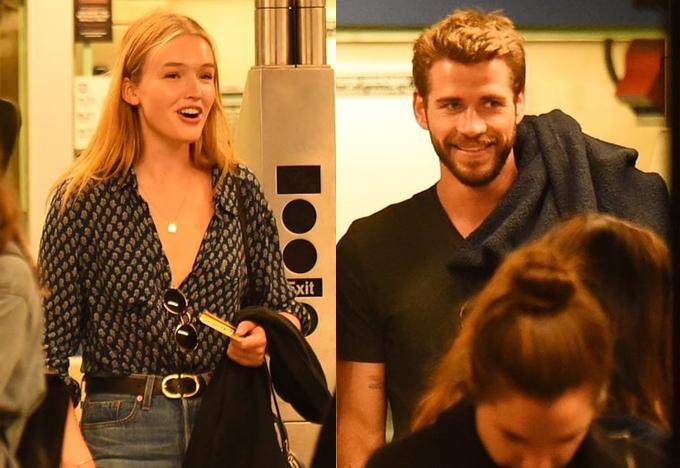 Đây là lần đầu tiên paparazzi phát hiện Liam hẹn hò Maddison. Cặp sao dường như không cần giấu giếm mối quan hệ mới. Cả hai đều rất thoải mái và hạnh phúc.