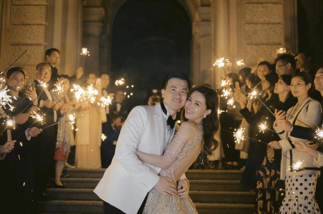 Đám cưới Thần tiên tỷ tỷ Văn Vịnh San - 5