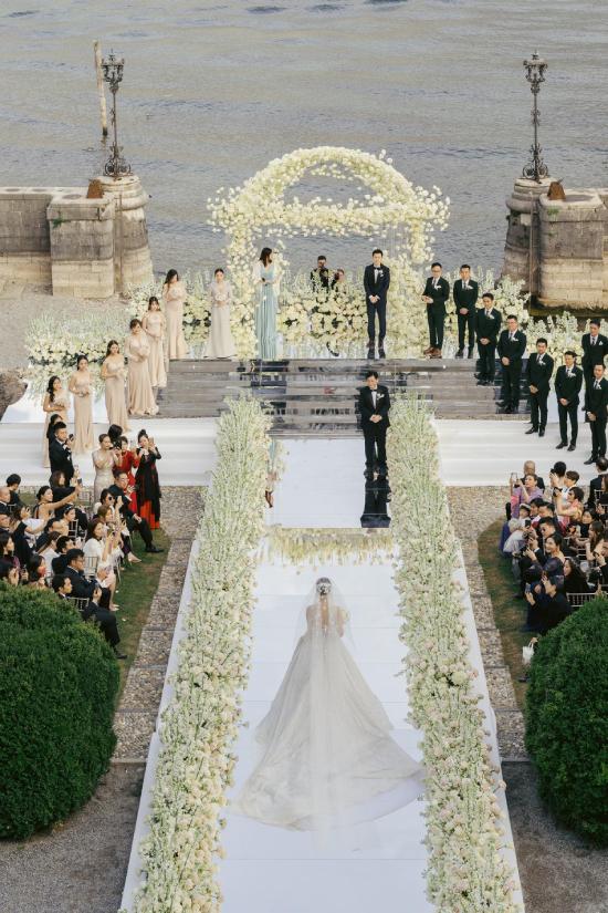 Đám cưới Thần tiên tỷ tỷ Văn Vịnh San
